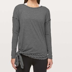 Lululemon BxW To The Point Long Sleeve